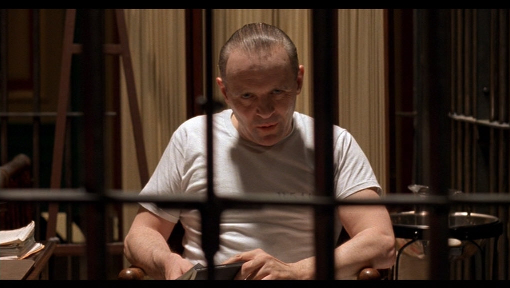 Still from The Silence of the Lambs