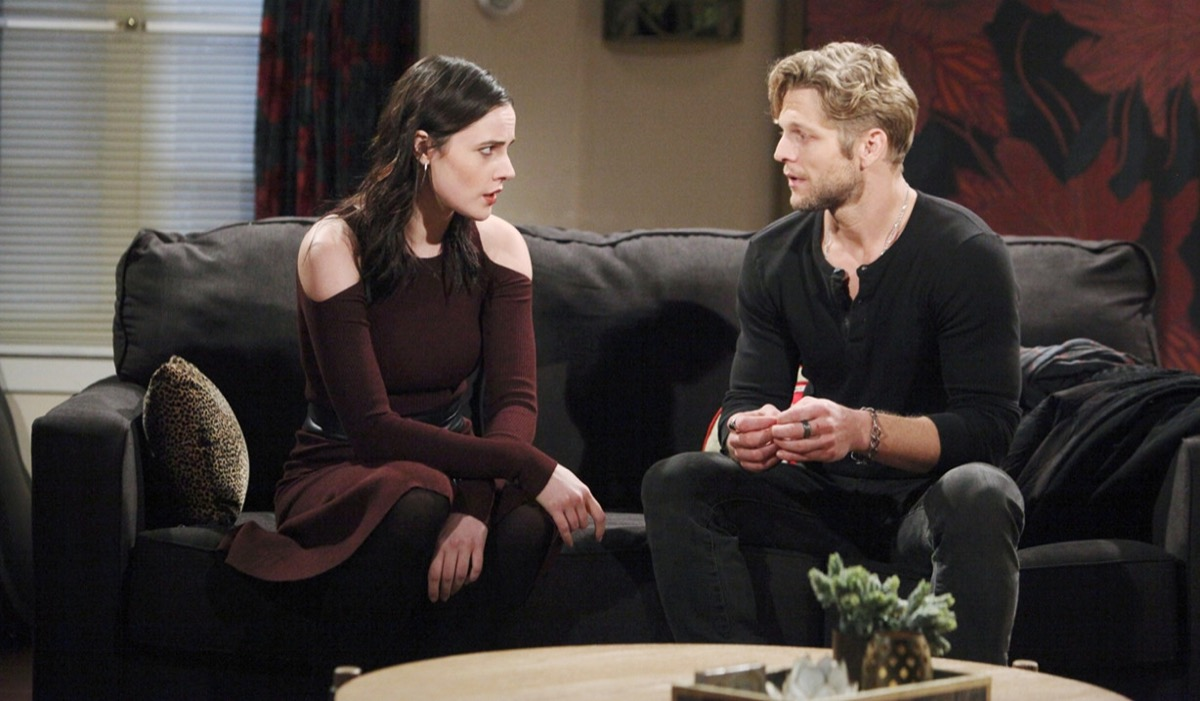 Still from The Young and the Restless