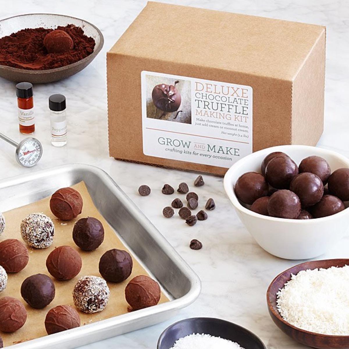 truffle making kit