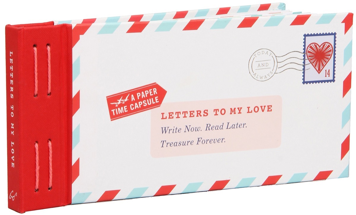 letters to my love book