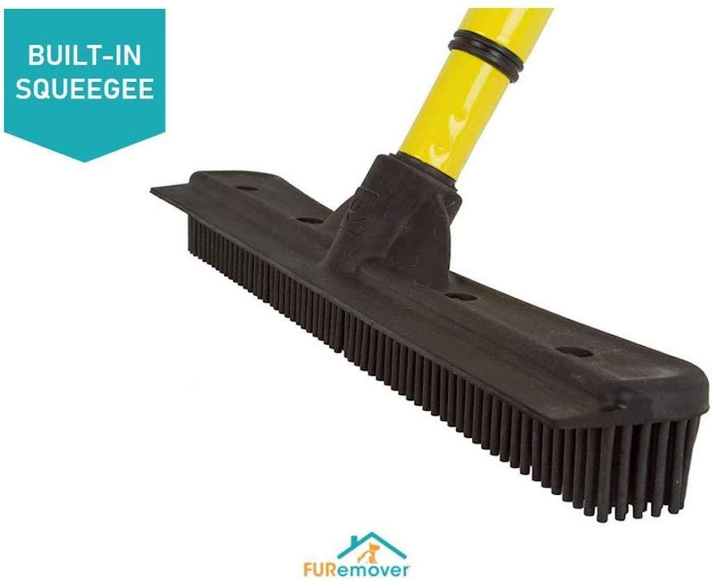 fur remover broom dog shedding products