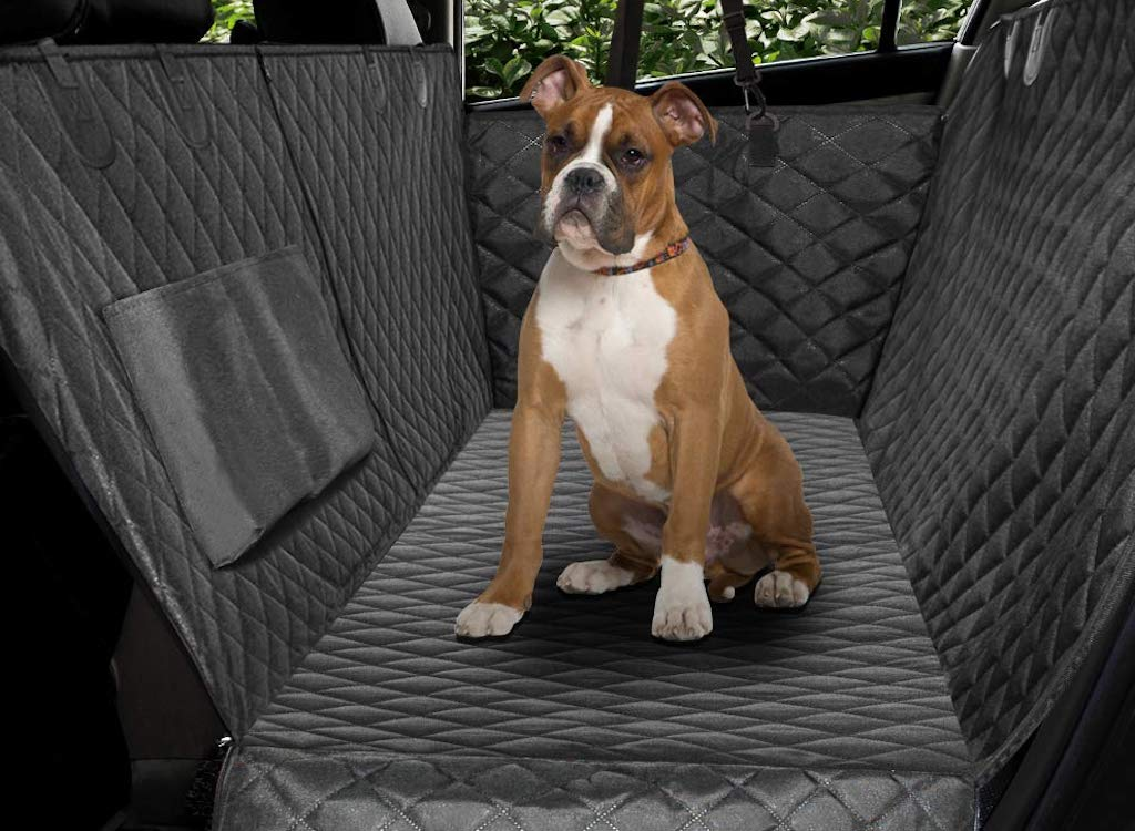 honest outdoor dog seat cover