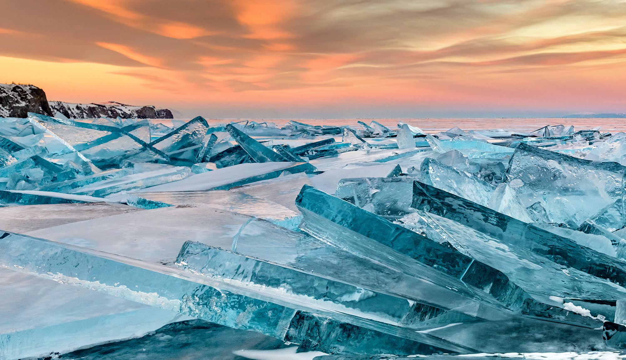 world's largest lake lake in Siberia