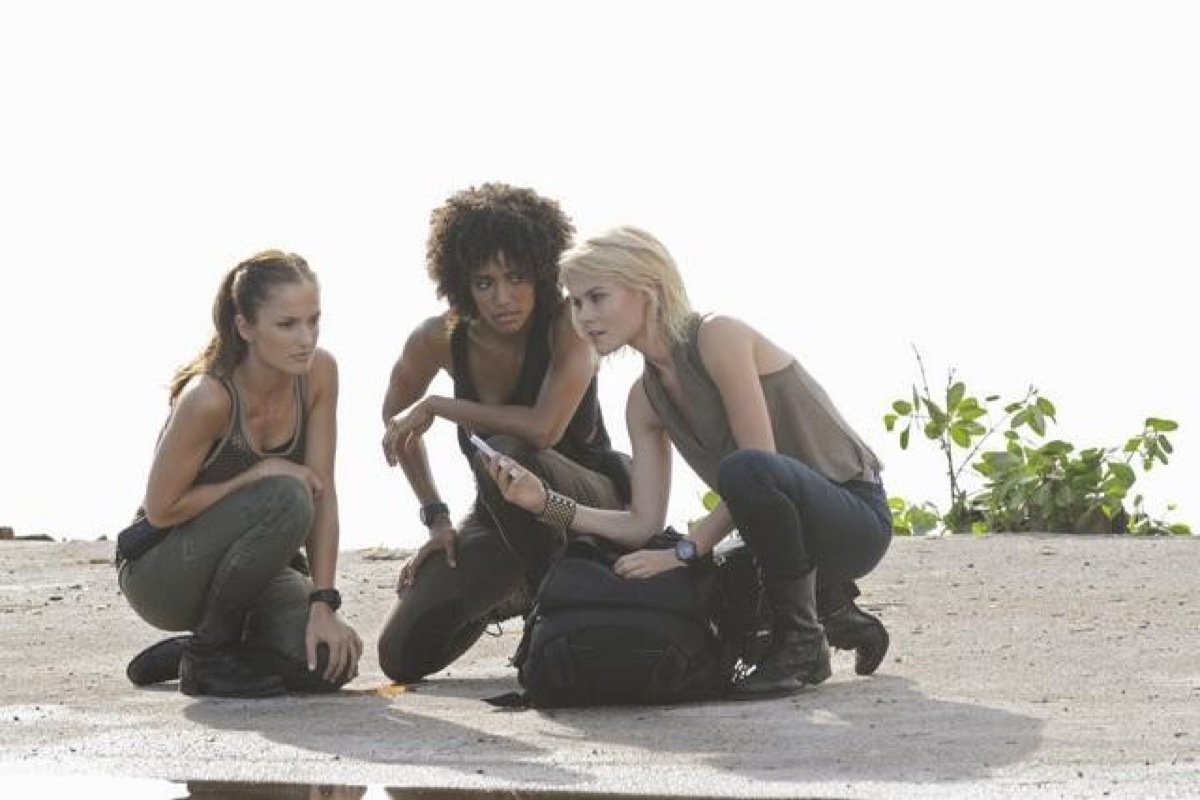 Charlie's Angels tv show 2011