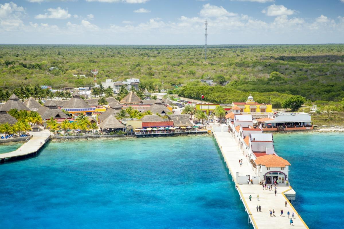 port in cozumel mexico