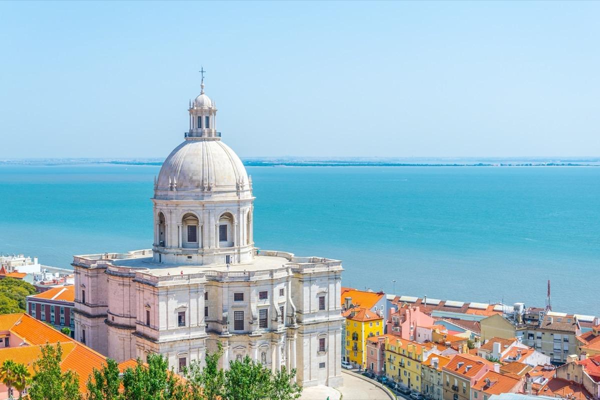 pantheon in lisbon portugal