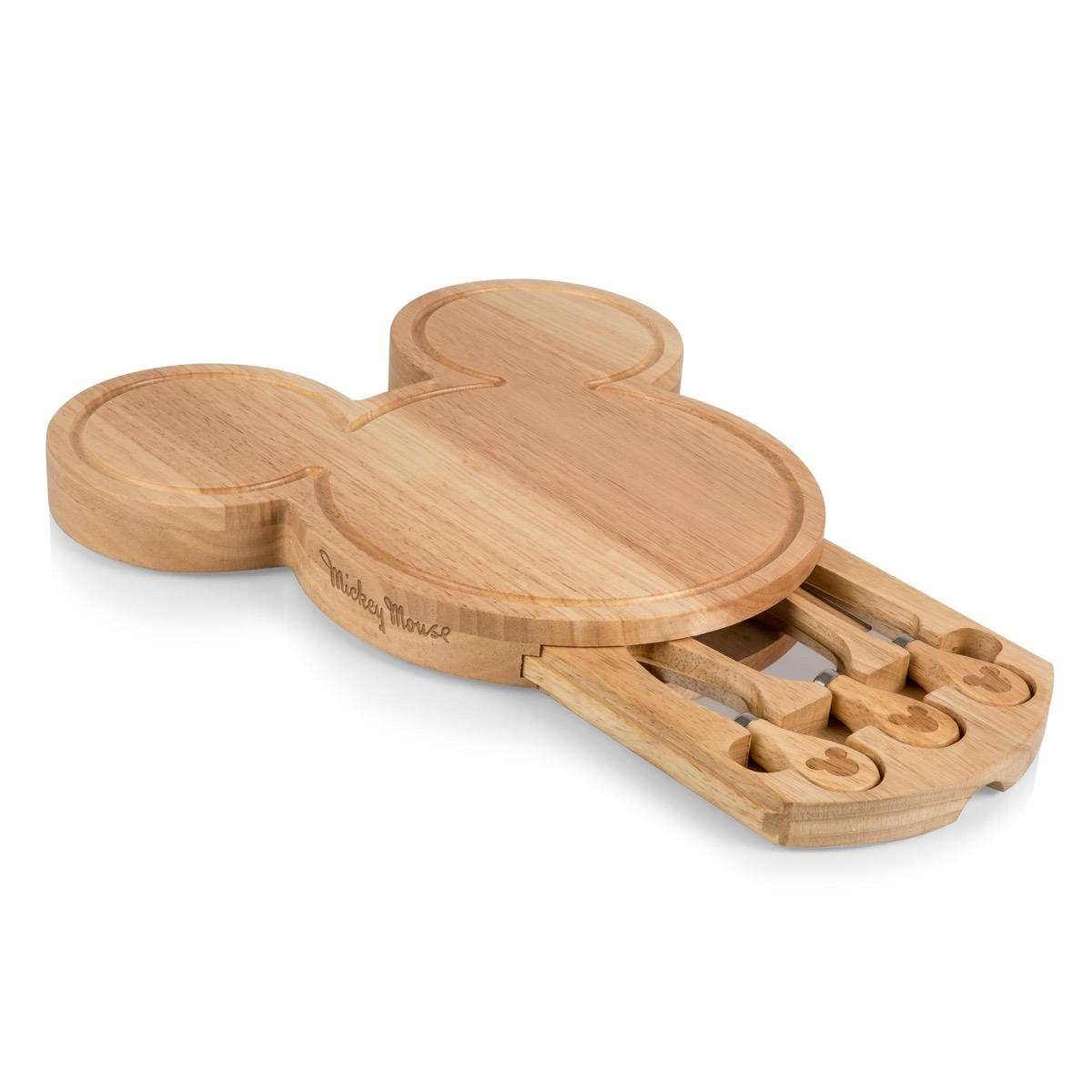 Mickey Mouse cheese board