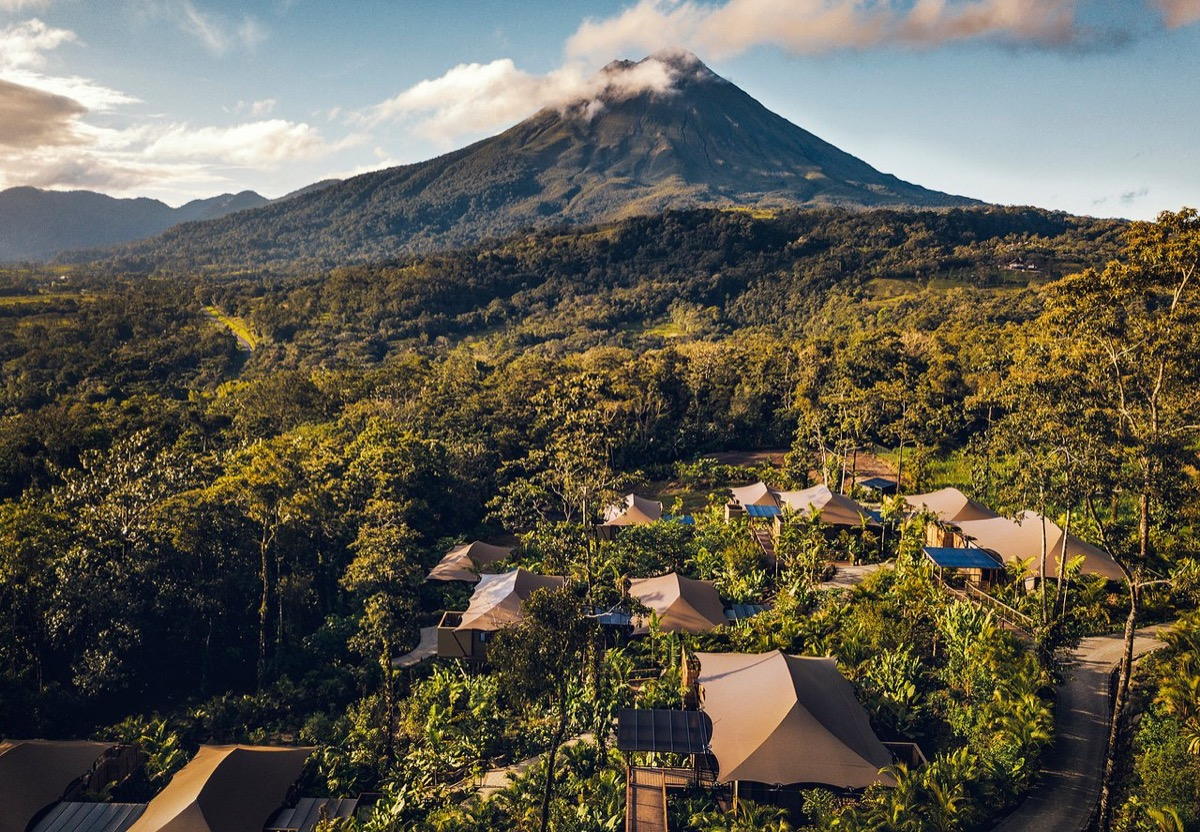 nayara tented camp luxury camp
