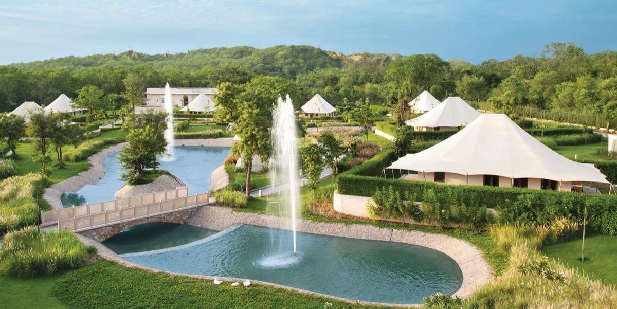 oberoi sukhvilas resort
