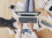 working from home flexible jobs