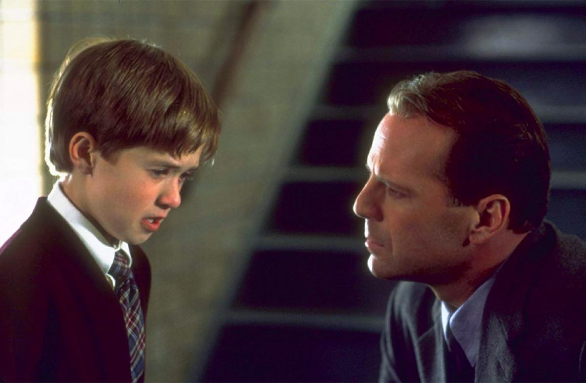 Still from The Sixth Sense