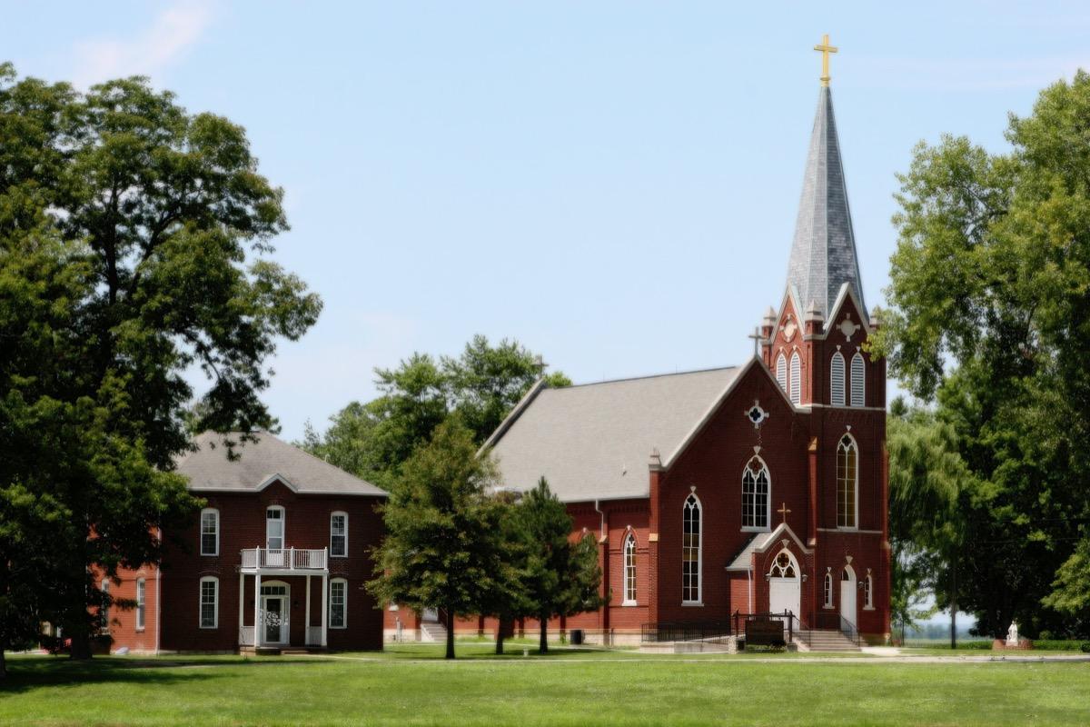 church in st genevieve missouri