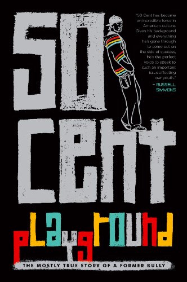 50 cent playground book cover