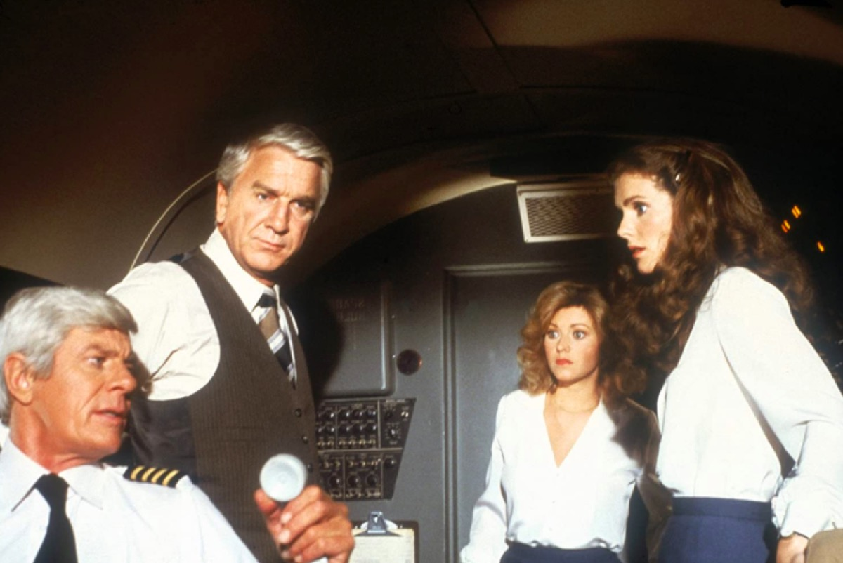 Still from the movie Airplane!