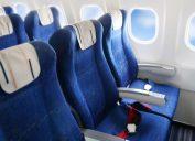 cabin seats airplane