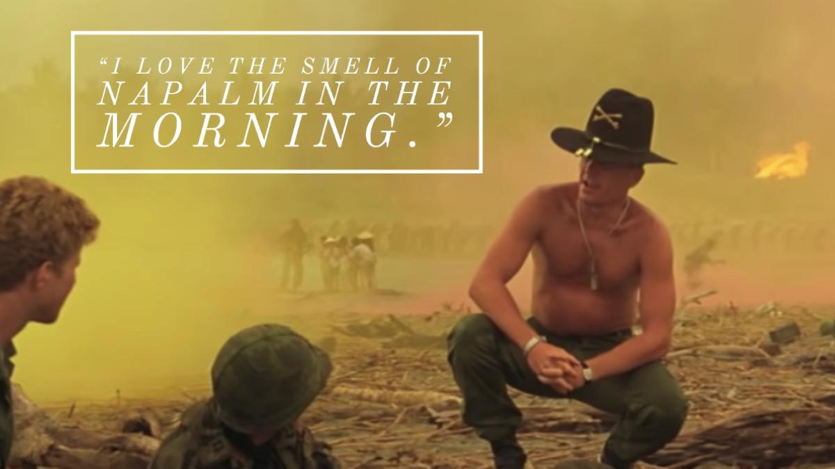 Apocalypse Now movie quote