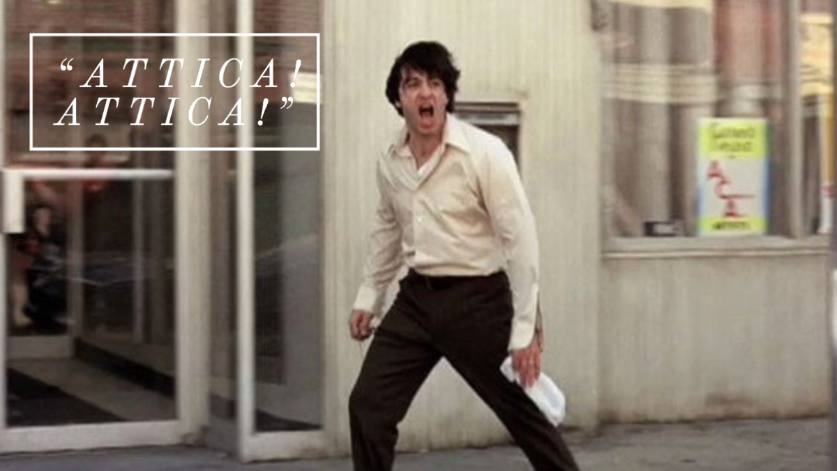 Dog Day Afternoon movie quote