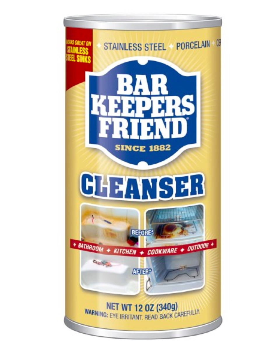 Bar Keepers house cleanser