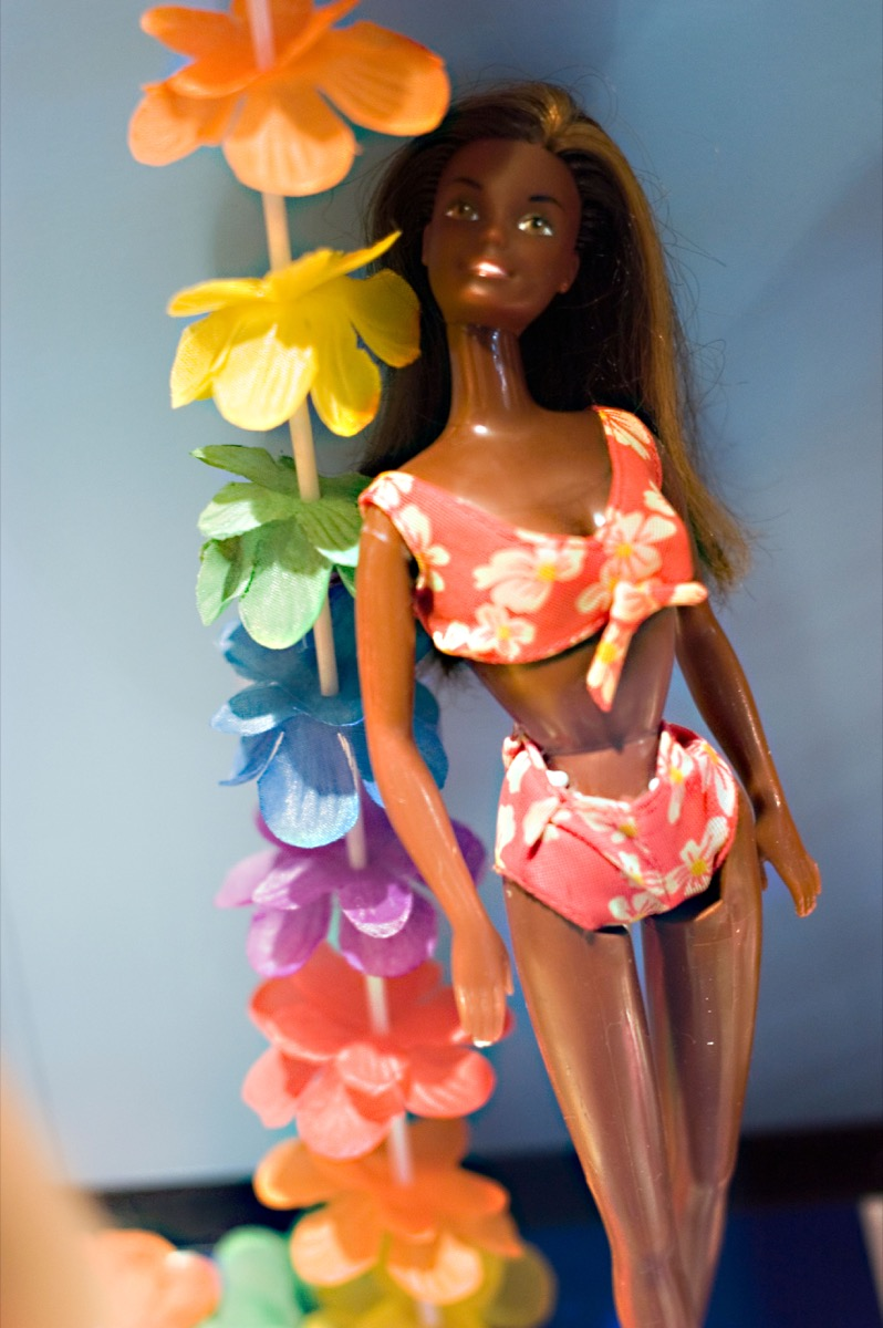 barbie's best friend Christie