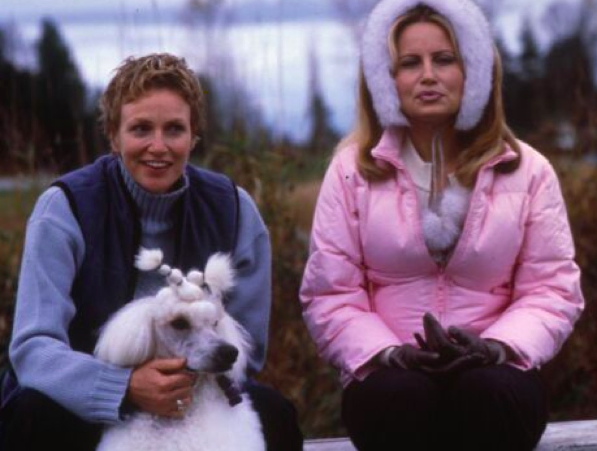 Jane Lynch and Jennifer Coolidge in Best in Show