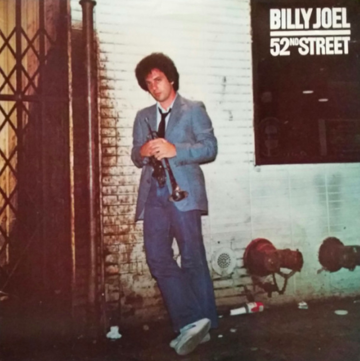 52nd Street Billy Joel album