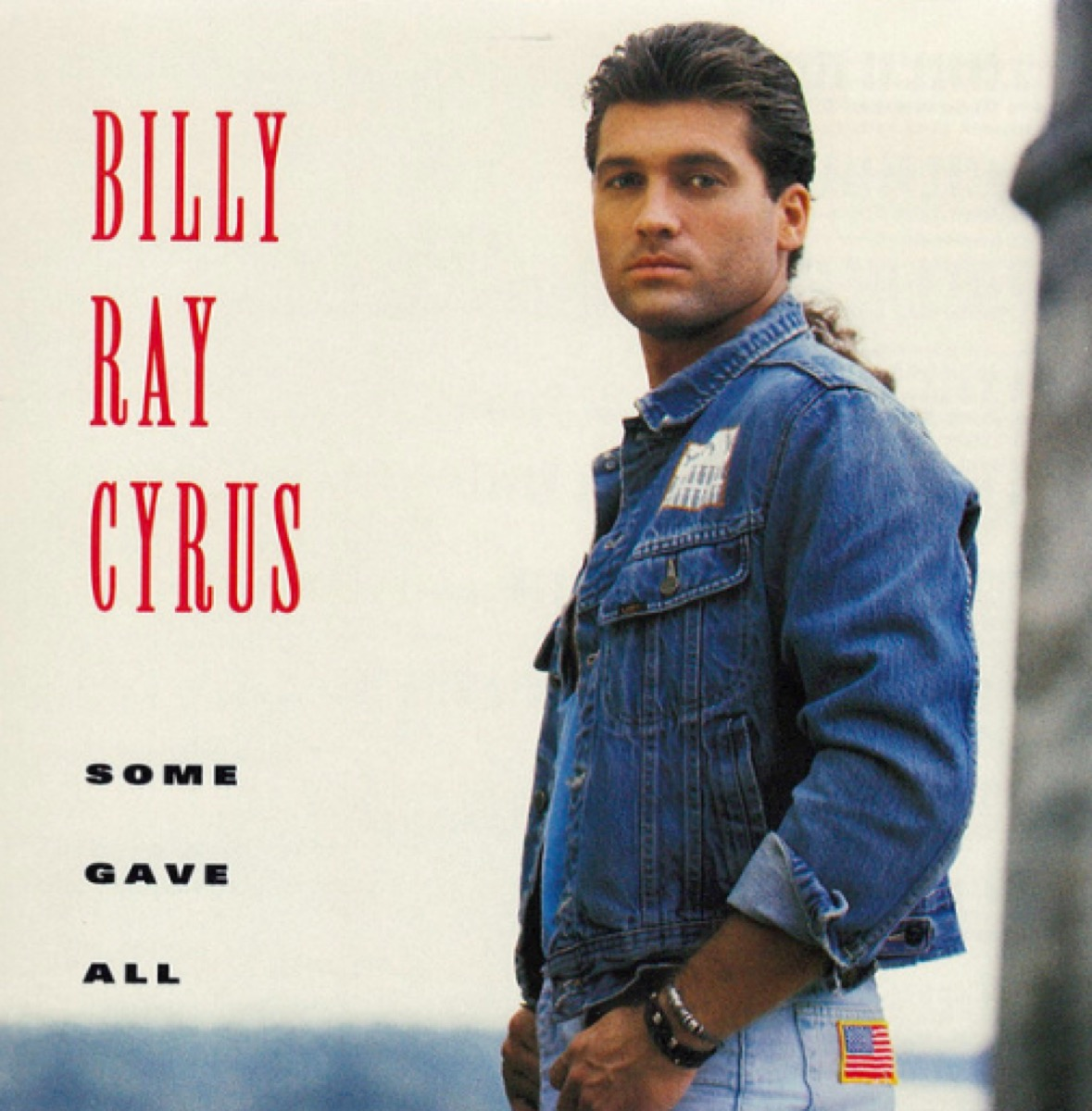 Some Gave All Billy Ray Cyrus album