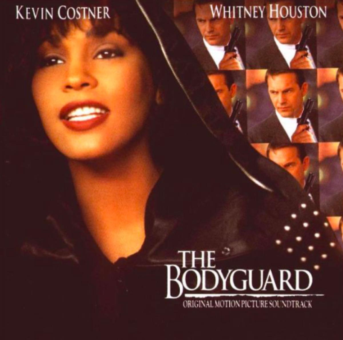 The Bodyguard album Whitney Houston