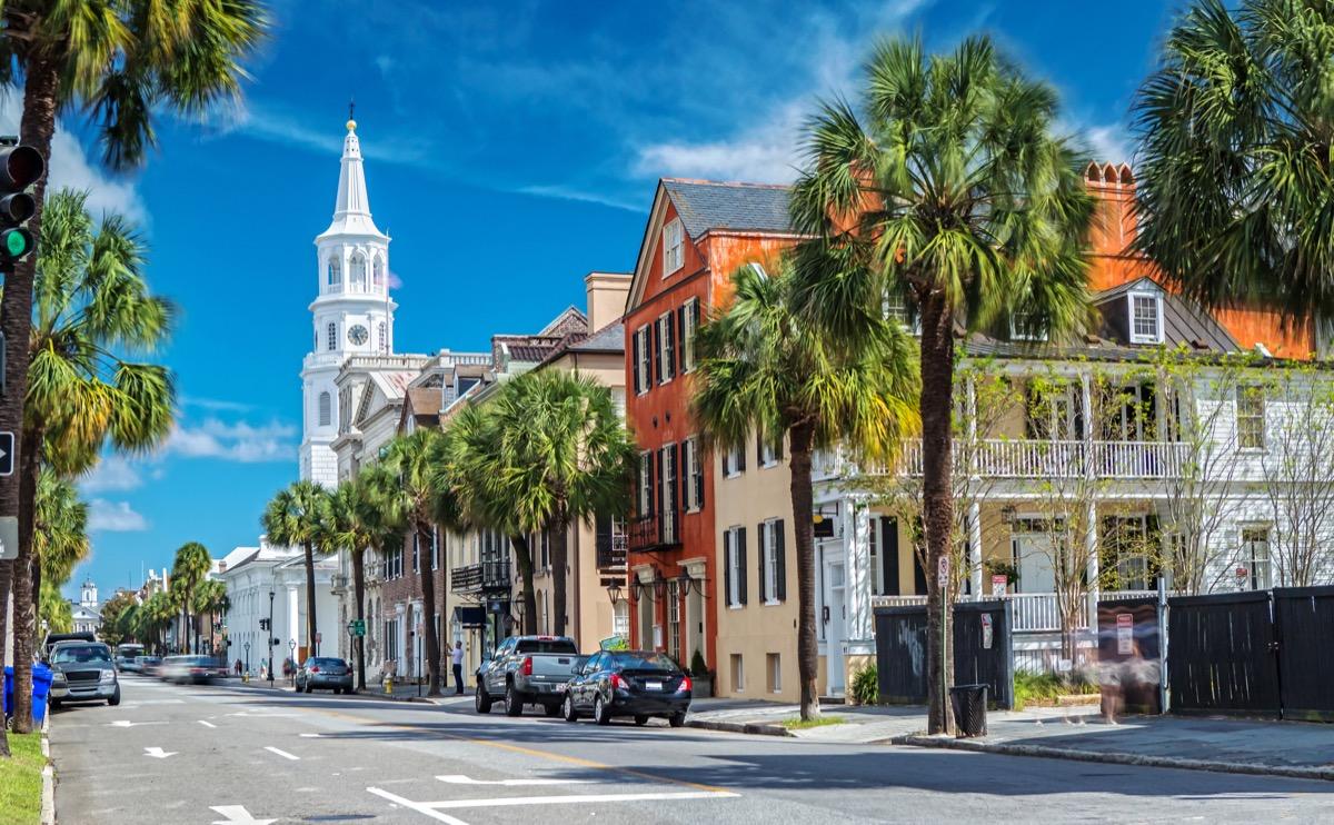 Broad St. in Charleston, SC
