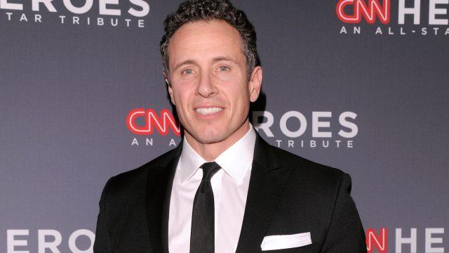 chris cuomo, cnn news anchor