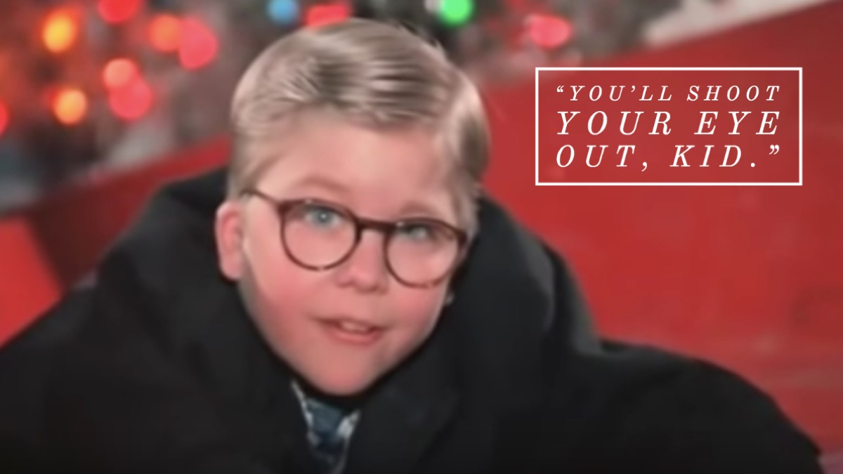 A Christmas Story movie quote