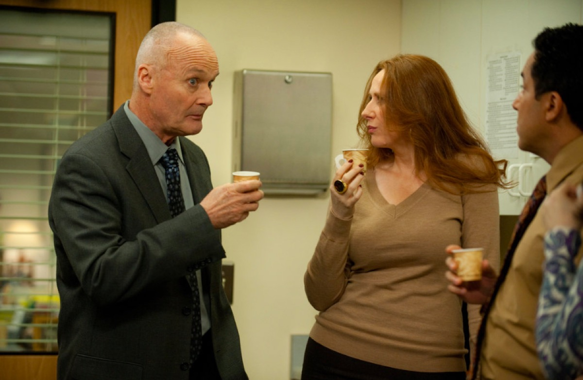 Creed in The Office