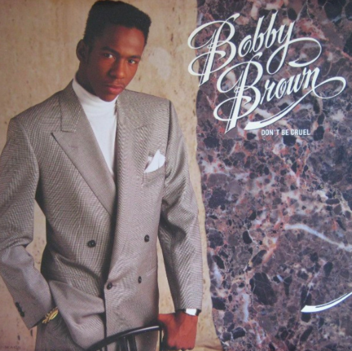 Don't Be Cruel Bobby Brown