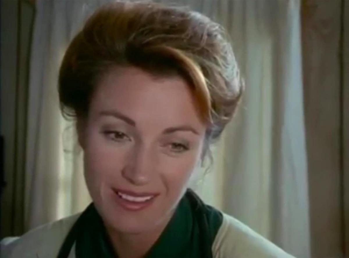 Jane Seymour as Dr. Quinn, Medicine Woman