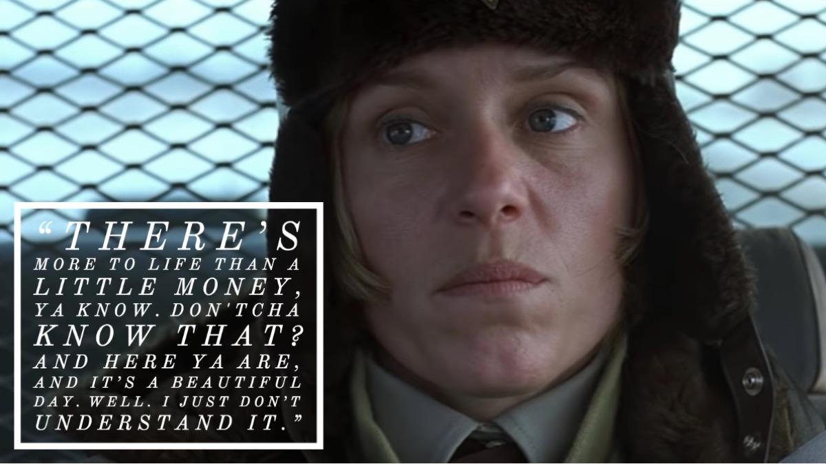 Fargo quote