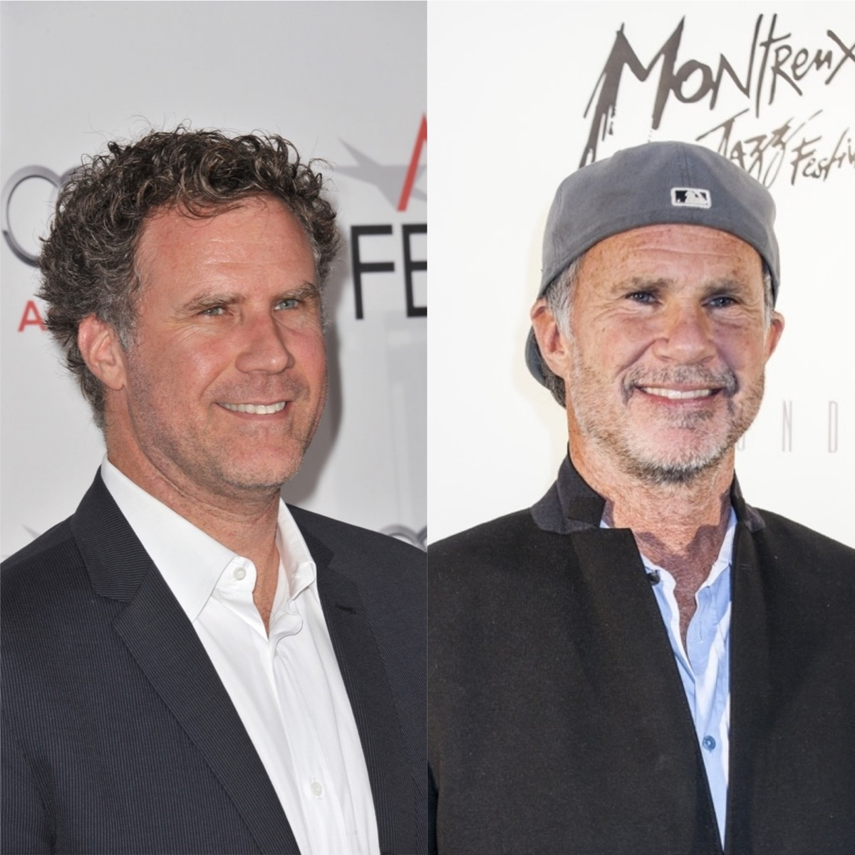 Will Ferrell and Chad Smith