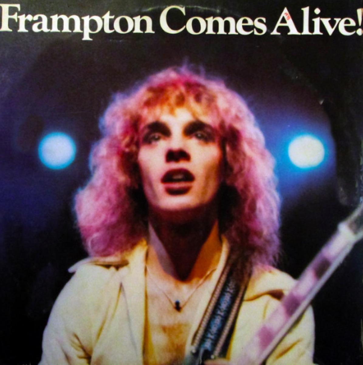 Frampton Comes Alive album