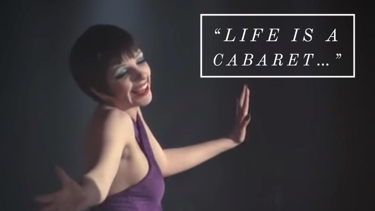 Cabaret quote
