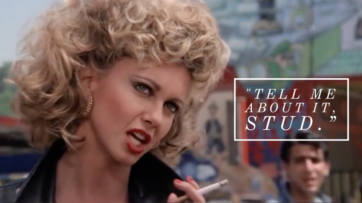 Grease quote
