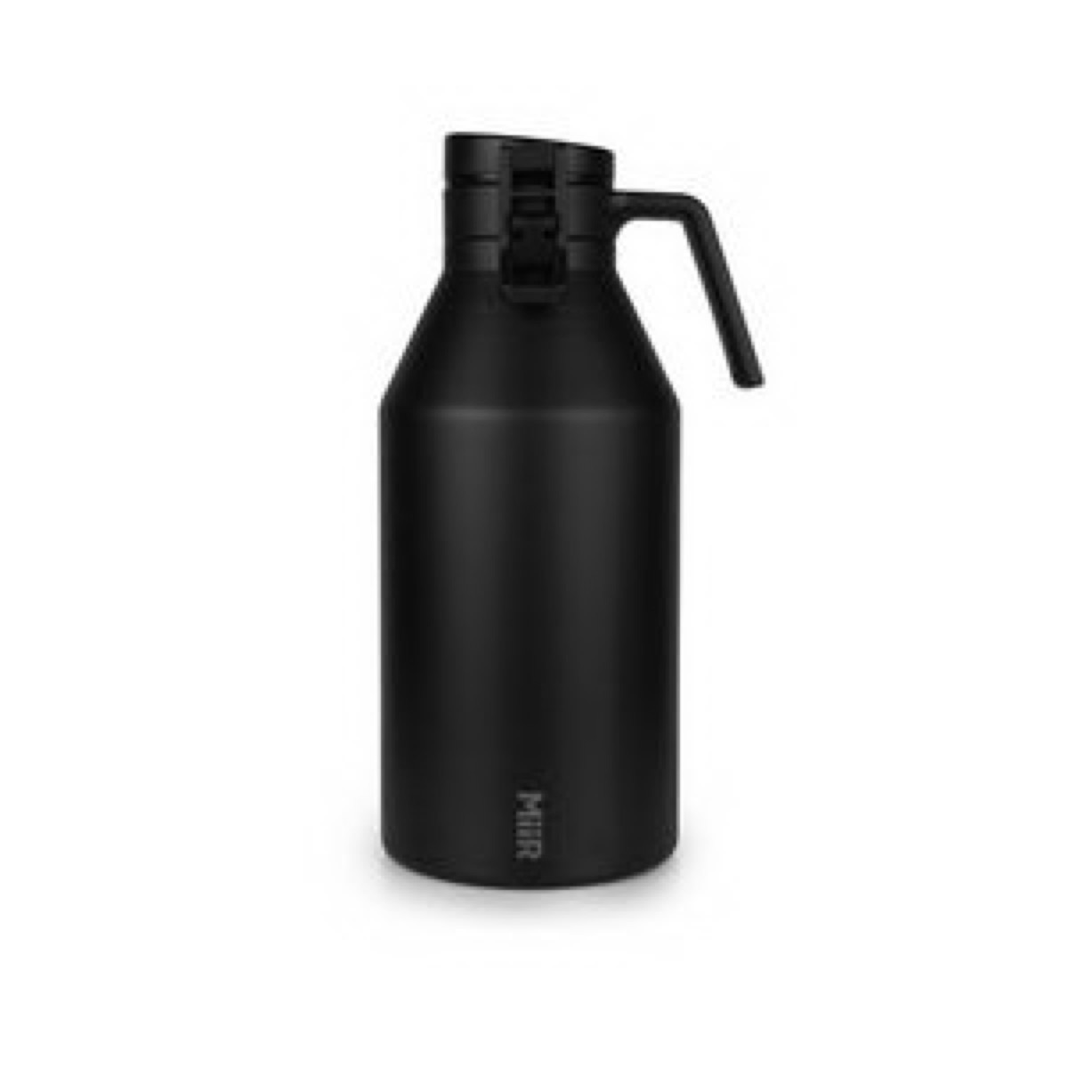 insulated black growler