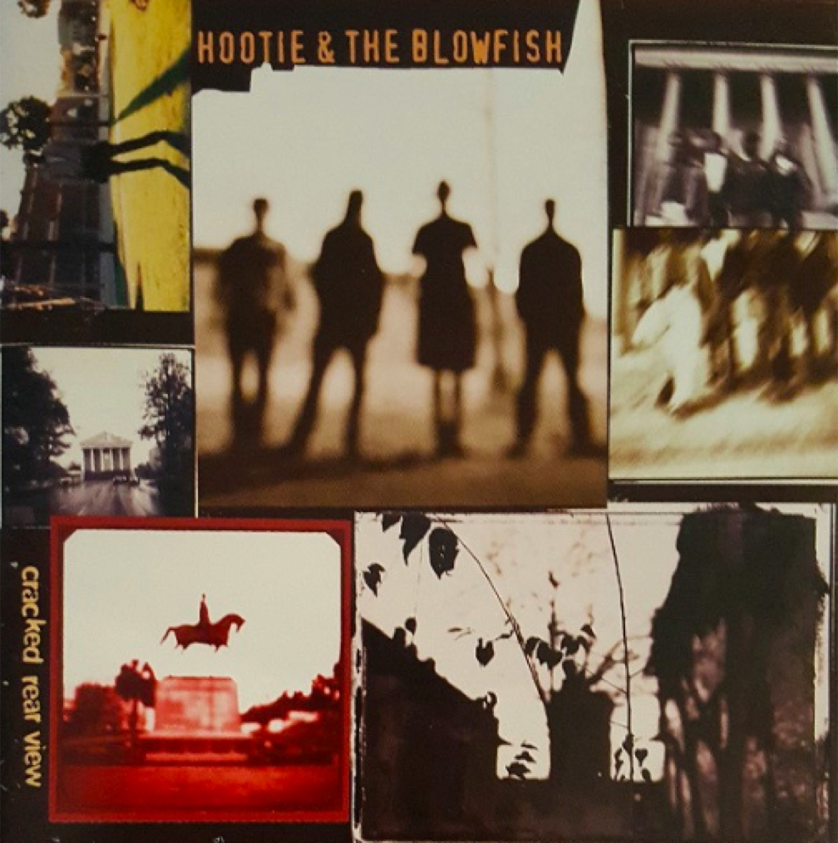 Cracked Rear View Hootie & The Blowfish album