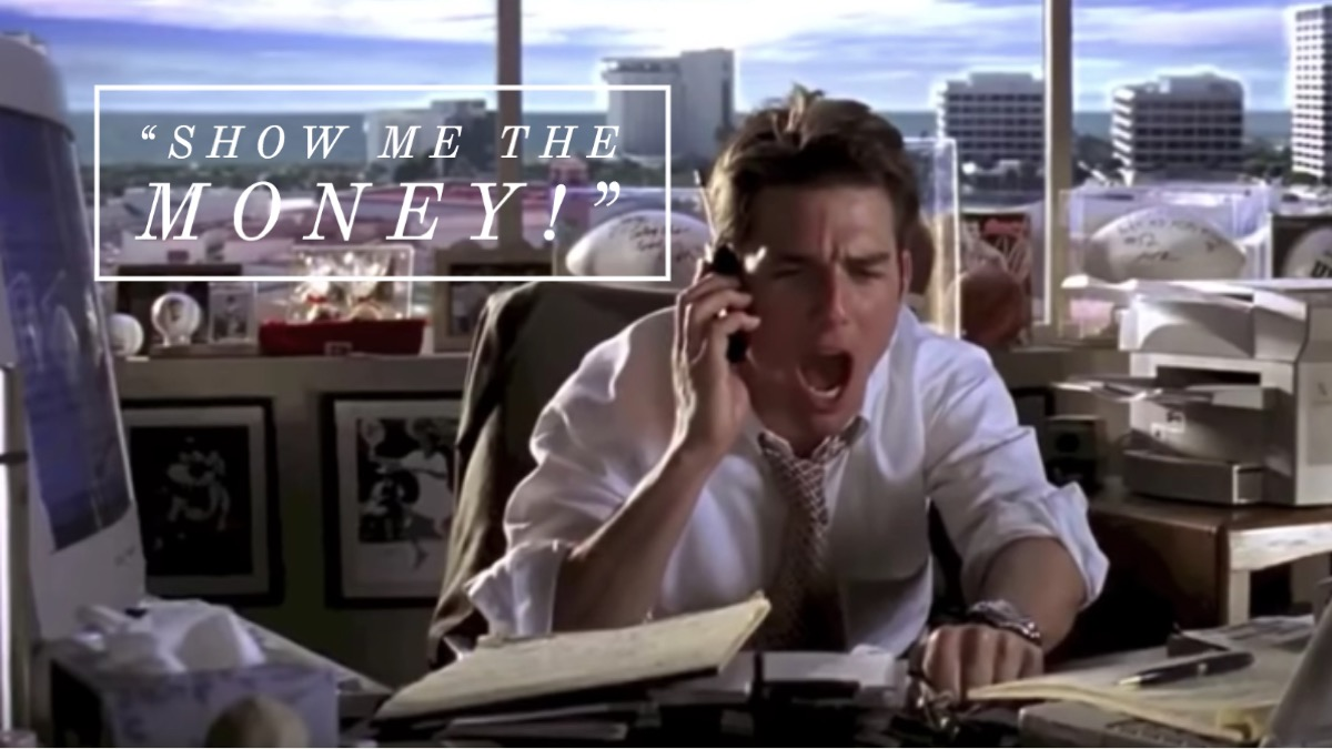 Jerry Maguire movie quote