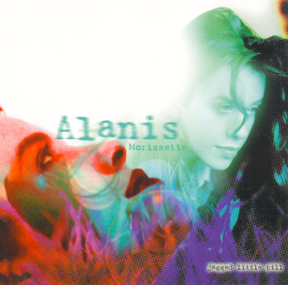 Jagged Little Pill Alanis Morissette