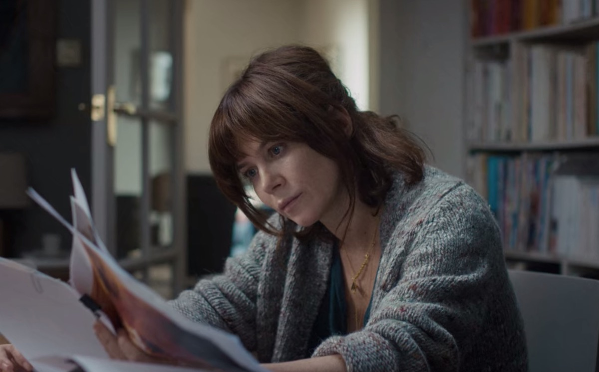 Anna Friel as Marcella Backland in Marcella on Netflix