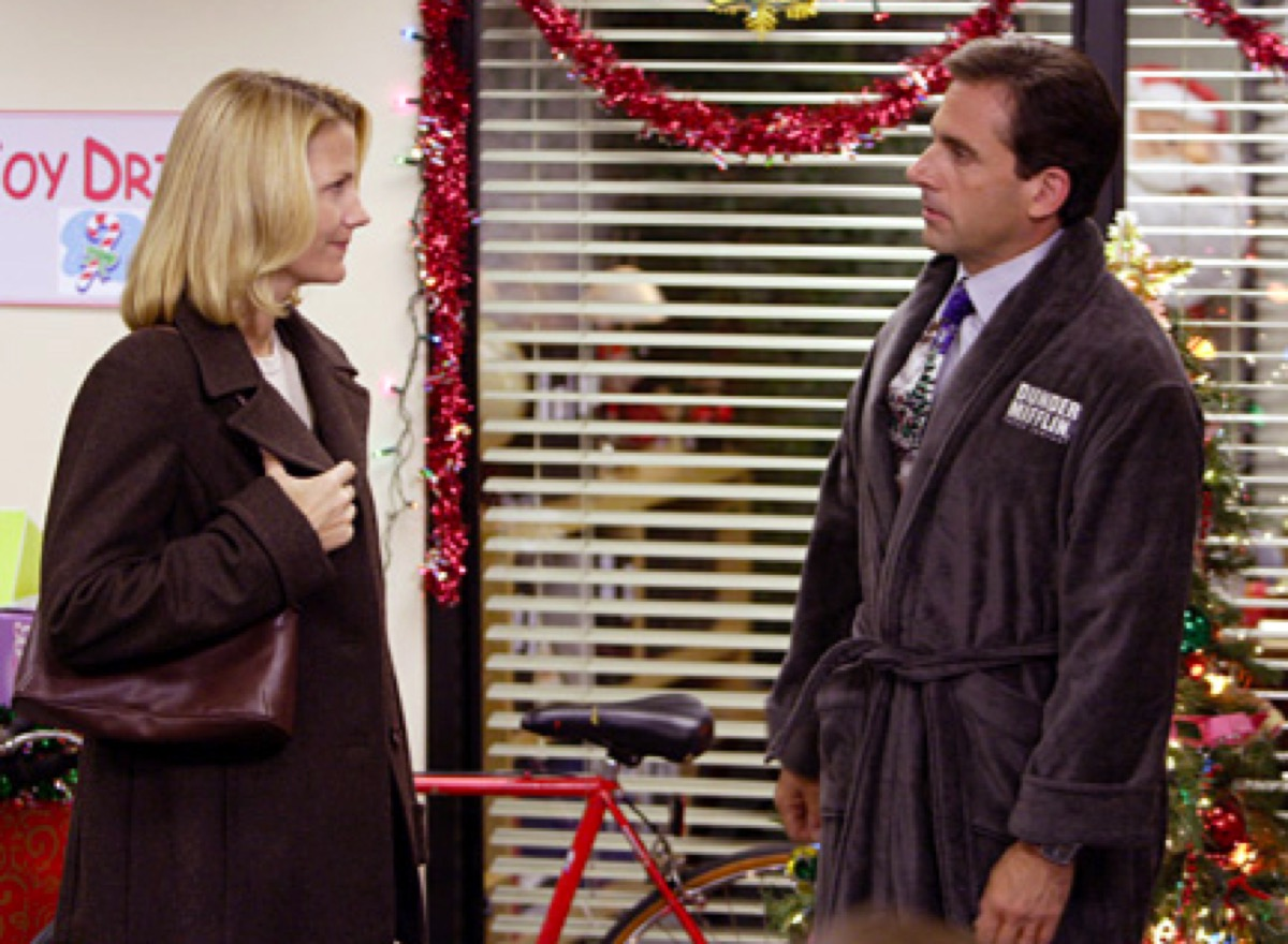 Nancy Carell on The Office