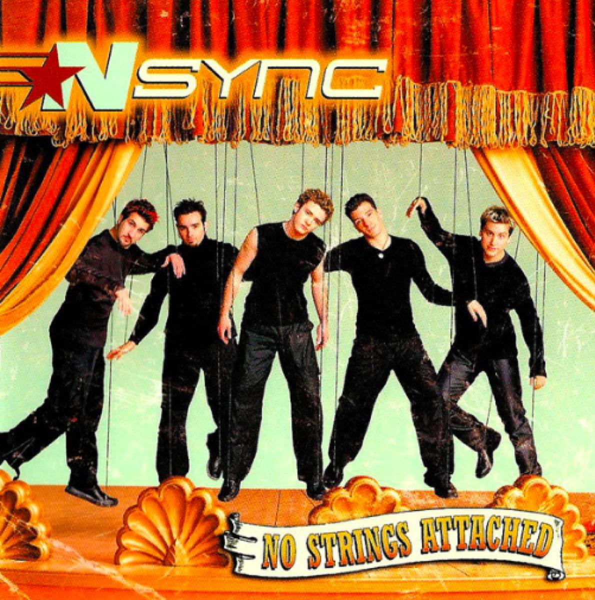 No Strings Attached album *NSYNC