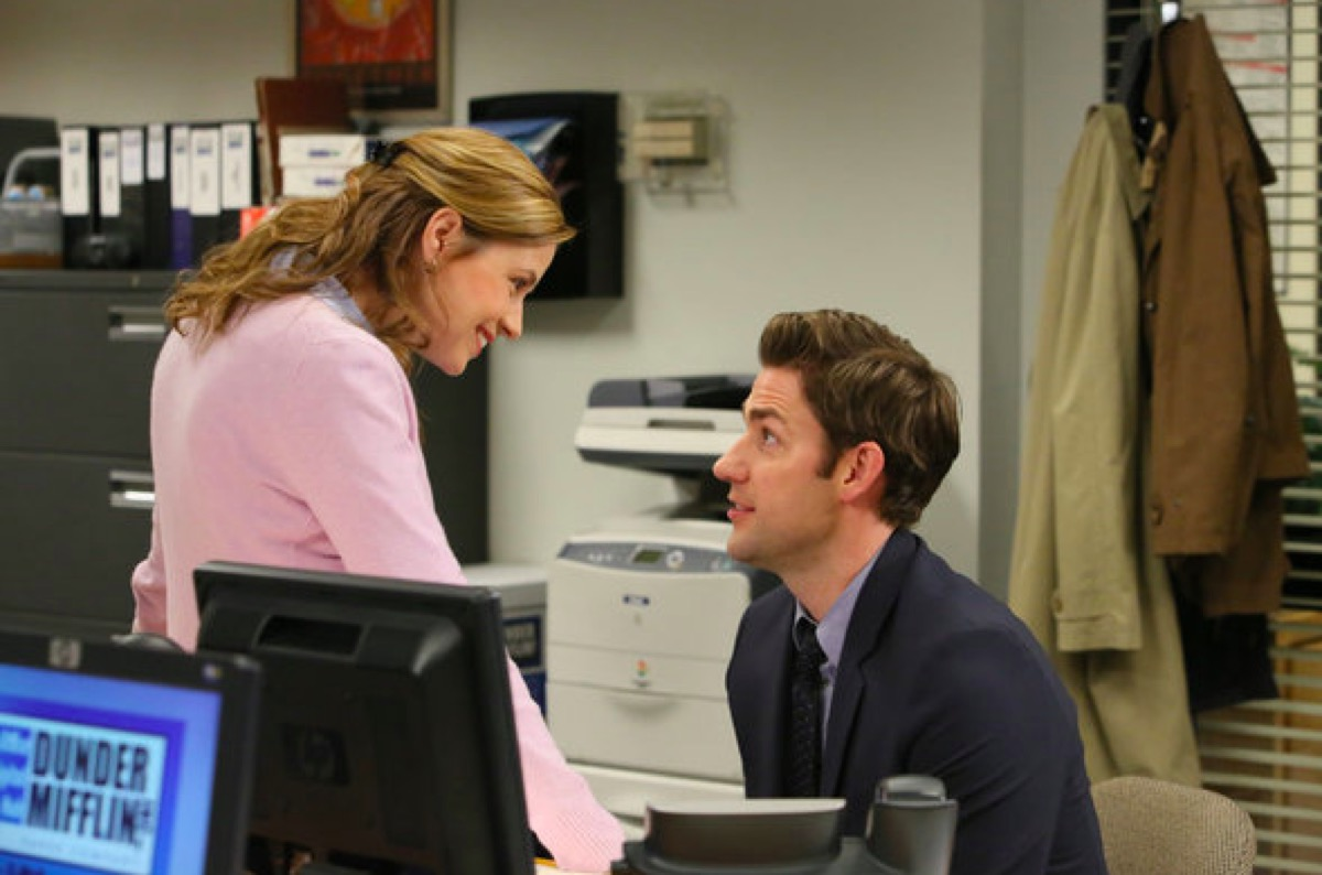 Pam and Jim The Office