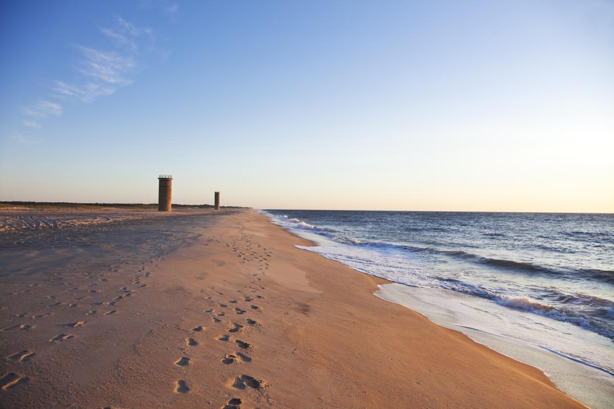 Gordon's Pone in Rehoboth Beach, Delaware.