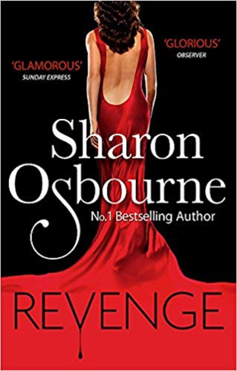 sharon osbourne revenge book