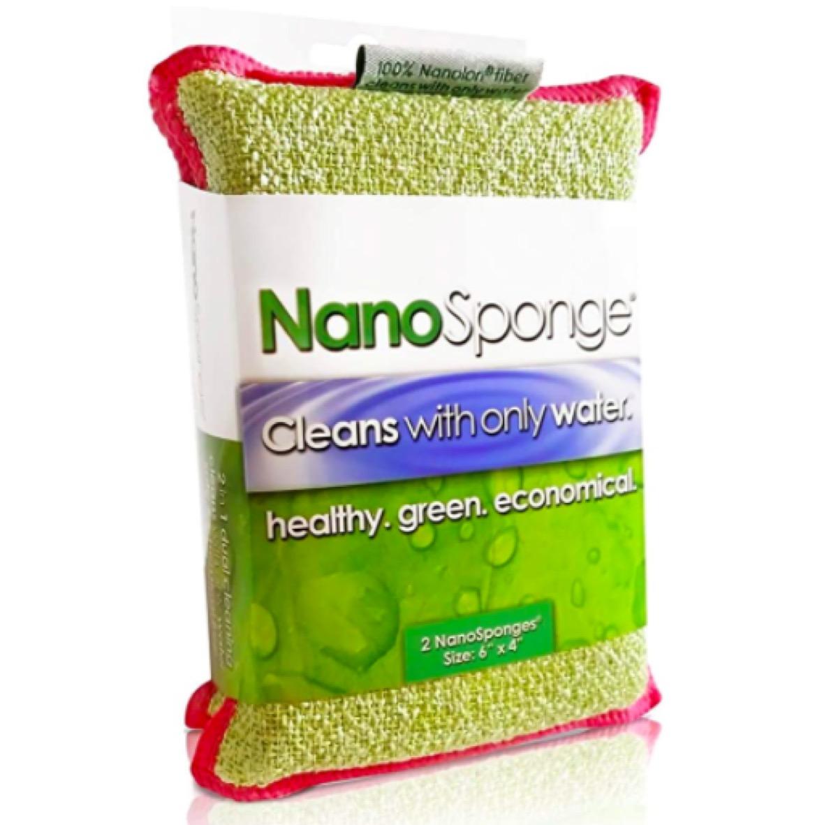 Nano sponges