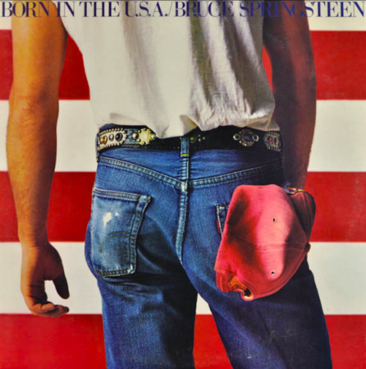Born in the U.S.A Bruce Springsteen
